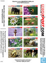 Nature (Region stamps) 2010
