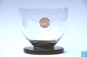 Glass / crystal - Kristalunie - Lacta Suikerkommetje