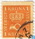 Krone und Posthorn