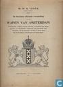 De herziene officieele voorstelling van het wapen van Amsterdam