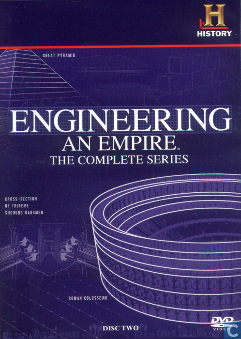 Engineering an Empire - The Complete Series - Disc Two - DVD - Catawiki
