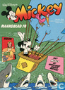 Strips - Garth - Mickey Maandblad 10