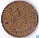 Finland 5 penniä 1939