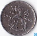 Finnland 1 Markka 1952