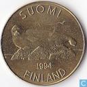 Finland 5 markkaa 1994