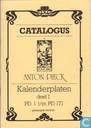 Catalogus Kalenderplaten