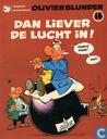 Comics - Albert Enzian - Dan liever de lucht in!