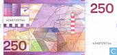 Banknotes - Huisje-Boompje-Beestje - 250 guilder Netherlands 1985