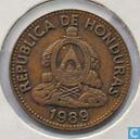 Honduras 10 centavos 1989