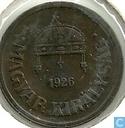 Hongarije 2 fillér 1926