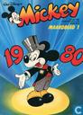 Comics - Mickey Maandblad (Illustrierte) - Mickey Maandblad 1