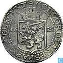 West-Friesland half francs 1624