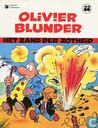 Strips - Olivier Blunder - Het zand der zotheid