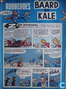 Comic Books - Robbedoes (magazine) - Robbedoes 1135