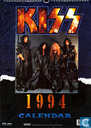 Kiss 1994 calendar