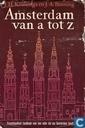 Amsterdam van A tot Z