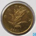 Croatia 10 lipa 2001