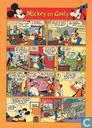 Bandes dessinées - Mickey Maandblad (tijdschrift) - Mickey Maandblad 11