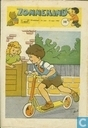 Bandes dessinées - Zonnekind (tijdschrift) - Nummer  38