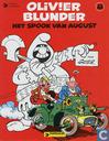 Strips - Olivier Blunder - Het spook van August
