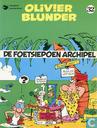 Comics - Albert Enzian - De Foetsiepoen Archipel
