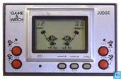 Jeux vidéos - 3. Jue-LCD / Salle de jeu-mini - Judge (Purple)
