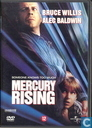 DVD / Video / Blu-ray - DVD - Mercury Rising