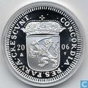 """Netherlands ducat 2006 (PROOF) """"Groningen"""""""
