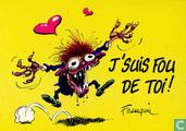 """Les Monstres 1 """"J'suis fou de toi!"""""""