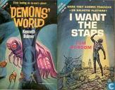 Livres - Purdom, Tom - Demons' World + I want the Stars