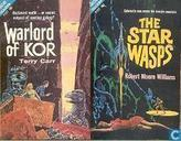 Books - Williams, Robert Moore - Warlord of Kor + The Star Wasps