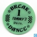 Break Dance - Tommy Boesveld