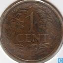 Munten - Nederlandse Antillen - Nederlandse Antillen 1 cent 1954