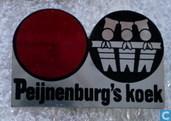 Peijnenburg's koek [rouge]
