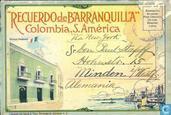 Recuerdo de Barranquilla