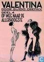 Comics - Valentina - Op weg naar de allerhoogste
