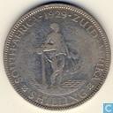 Zuid-Afrika 1 shilling 1929