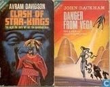 Livres - Rackham, John - Clash of Star-Kings + Danger from Vega