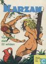Comics - Karzan - Verkracht door 22 wilden