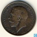 Munten - Verenigd Koninkrijk - Verenigd Koninkrijk 1 farthing 1912