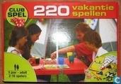 220 Vakantie Spellen
