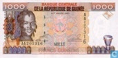 Guinee 1000 Francs
