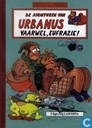 Strips - Urbanus [Linthout] - Vaarwel, Eufrazie