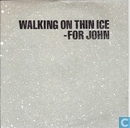 Platen en CD's - Lennon, John - Walking on thin ice