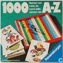 1000 namen van A-Z