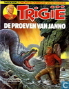 Comic Books - Trigan Empire, The - De proeven van Janno