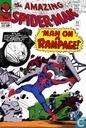 Amazing Spider- man
