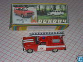 Moskvitch Brandweer Pick-up