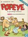 Bandes dessinées - Erwtje - Popeye en de bokswedstrijd
