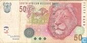 Afrique du Sud 50 Rand